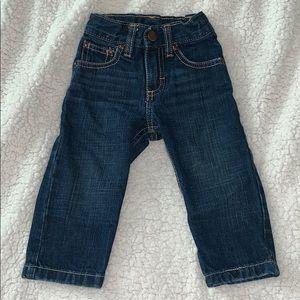 Toddler 12 month Wrangler jeans